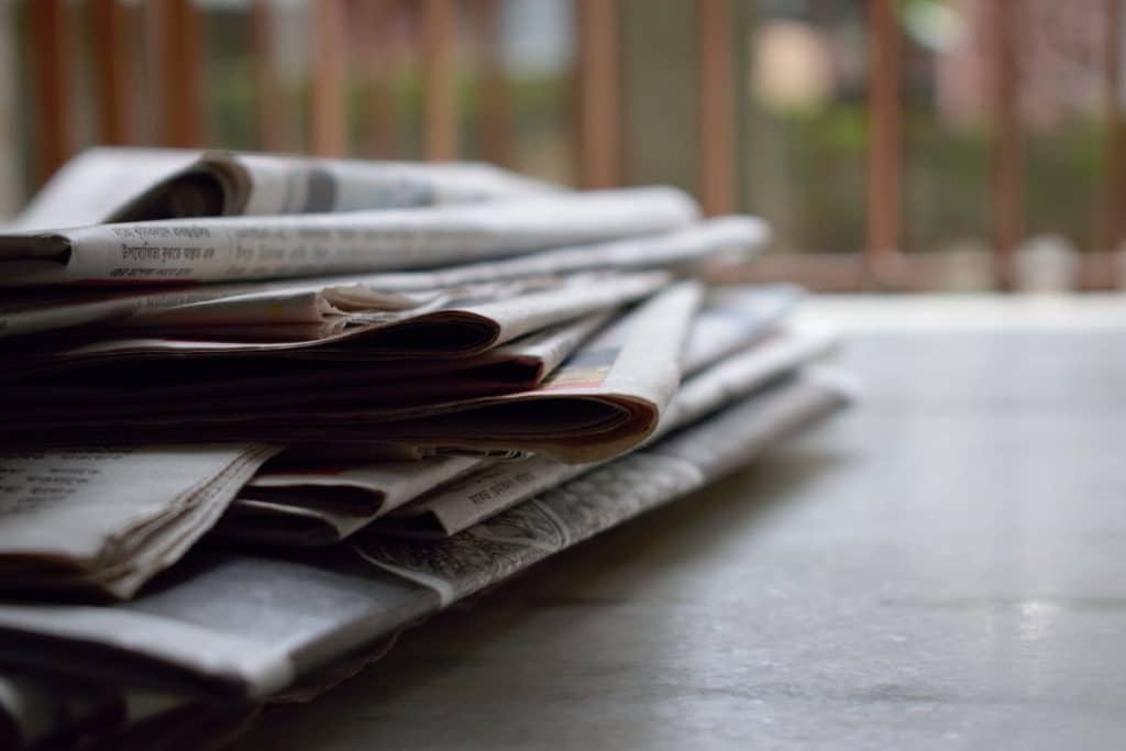 Bestattungsdienst Klopp Zeitungen